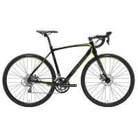 Велосипед Merida CycloCross 90 MattBlack/DarkSilver/Yellow 2019 XS(47cm)